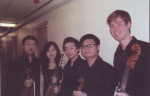 Gongbo quartet and I