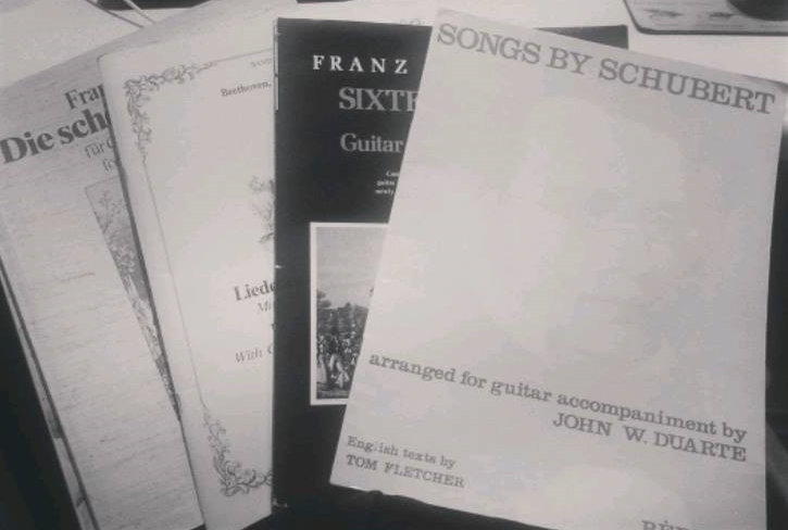 schubert editions